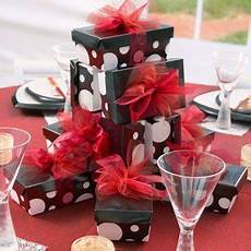red black and silver centerpiece ideas harvard sweet