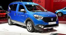 dacia flaunts its new stepway models in carscoops