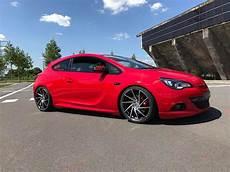 Ml Concept Opel Astra J Gtc On Tomason Tn17 Rims