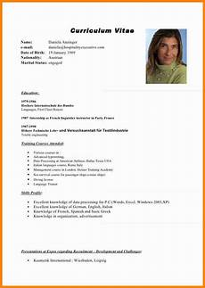 curriculum vitae per curriculum vitae per windows 7 modelo de curriculum vitae