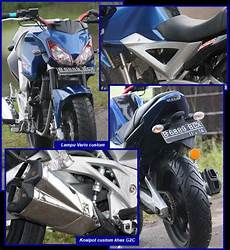 Scorpio Modif Touring by Modif Modifikasi Yamaha Scorpio For Touring