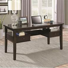 home office furniture las vegas coaster 801325 writing desk las vegas furniture online