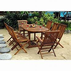 jardin teck salon de jardin teck solde 5 id 233 es de d 233 coration