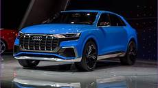 audi q8 2018 new 2018 audi q8 luxury suv interior exterior reviews youtube