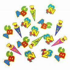 Ausmalbilder Buchstaben Und Zahlen Abc Zuckert 252 Te 123 Zahlen Buchstaben Konfetti Streu Deko