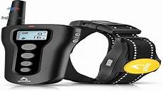 Bakeey Ipx7 Waterproof Collar by Patpet Shock Collar With Remote 1000ft Range Shock