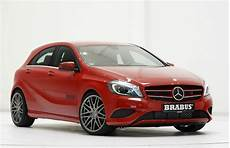 Brabus Monoblock For The New Mercedes A Class The