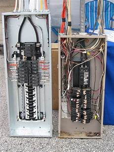 how to wire and install a breaker box electrical 4u what does your breaker box like electric electrical electrician commercial