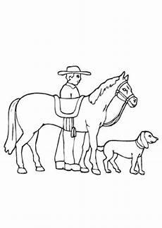 Malvorlage Pferd Und Hund Ausmalbilder Pferde Ausmalbilder Pferde Kostenlos