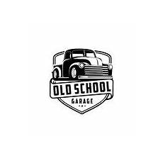Garage Logo Vector by Truck Stock Illustrations 112 803 Truck Stock