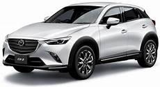 Mazda Cx 3 Facelift 2018 Mula Dijual Di Pasaran Jepun