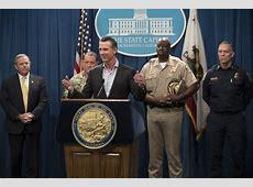 governor newsom update today