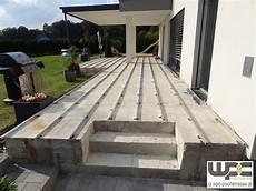 wpc unterkonstruktion balkon bilder wpc aluminium alu unterkonstruktion f 252 r