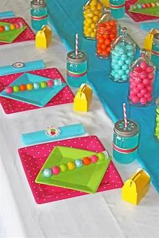 Deco Table Anniversaire Bebe 1 An
