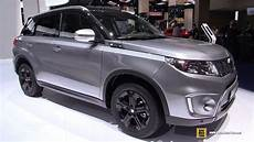 2016 Suzuki Vitara S All Grip Exterior And Interior