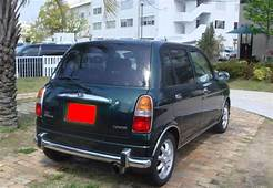 1998 Daihatsu Mira Gino Turbo Related Infomation