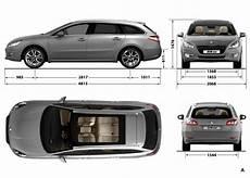 Peugeot 307 Sw Luggage Dimensions Wroc Awski Informator