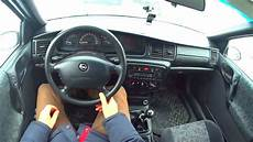 1997 opel vectra b 1 8 city driving