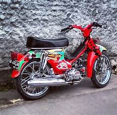 C70 Modifikasi by Style Motor Terbaru Modifikasi Honda C70