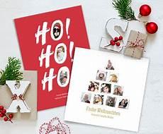 weihnachtskarten selbst gestalten schneller versand