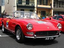 Ferrari 275 GTS  Front Right 1 Argyle Place
