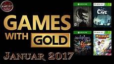 with gold januar 2017 xbox one 360 gratis 4 spiele