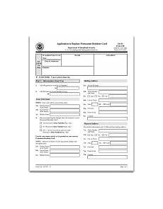 permanent resident card renewal instructions citizenpath