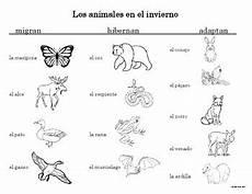 migrating animals coloring pages 17086 191 que hacen los animales en el invierno hoja para colorear by ave nocturna