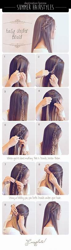summer braid hairstyle for summer pictures photos and
