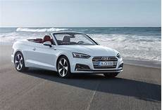 Audi S New 2018 A5 Cabriolet Is Predictably Familiar