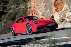 porsche 911 4s porsche 911 992 4s 2019 review autocar