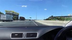 DJI OSMO In Car View  YouTube