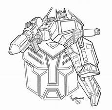 free printable transformers coloring pages for