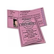 cadeau permis de conduire permis de conduire humoristique cadeau personnalis 233 et id 233 e cadeau original