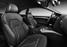 2012 audi a5 coupe black interior front seats eurocar news