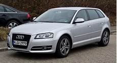 2010 Audi A3 Sportback 8p Pictures Information And