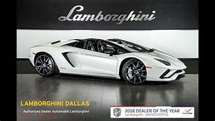 2019 Lamborghini Aventador Lp700 4  Cars