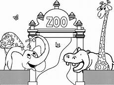 zoo coloring pages to print dots zoos and free printable