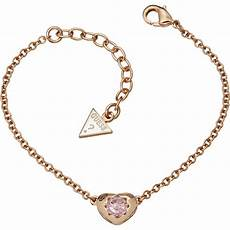 bracelet jewellery guess gold ubb21560