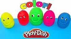 imparare i colori per bambini pongo play doh giochi per