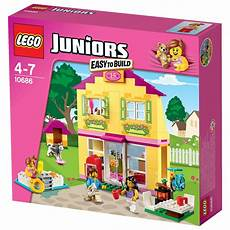 lego juniors family house 10686 toys thehut
