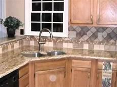 how to install granite backsplash tile backsplash designs spice up your granite countertops
