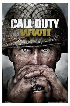 call of duty ww2 xbox one pas cher call of duty wwii key poster 34x22 trends