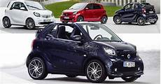 these are smart s new 2017 brabus fortwo forfour