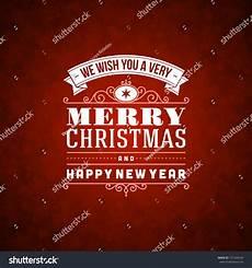 merry christmas invitation card ornament decoration background vector illustration eps 10