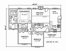 house plans 1300 square feet house plans for 1300 sq ft 3 bedroom house ebay