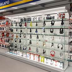 itab standard fittings and shelving for shops