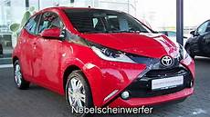 Toyota Aygo X Play Touch 072344 Rot Quot Autohaus S K L 220 Neburg