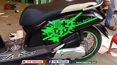 Babylook Scoopy New by 89 Scoopy Thailook Simple Kumpulan Modifikasi Motor