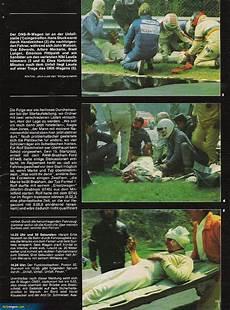 Ausringers 187 Niki Lauda S Crash At 1976 N 252 Rburgring Gp